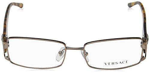 Versace VE1163M Eyeglass Frames 1013-52 - Dark Copper VE1163M-1013-52 by Versace (Image #1)