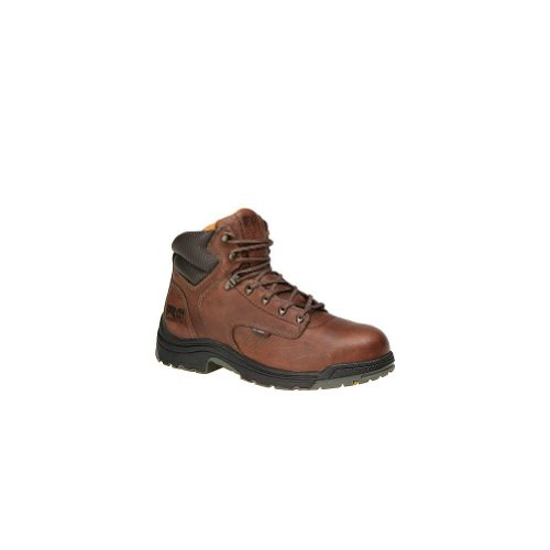 Titan M Timberland Safety inch Boot 6 Titan PRO toe Mens 6 Toe coffee safety 12 EE6wA