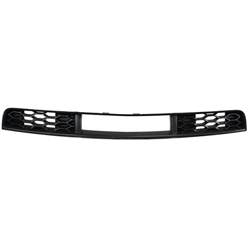 BB Auto New OE Direct Replacement Lower Front Bumper Grille Grill Insert Replacement for 2005-2009 Ford Mustang V6 Base -