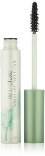 Covergirl Natureluxe Mousse Mascara, Very Black 500, 0.27-Ounce