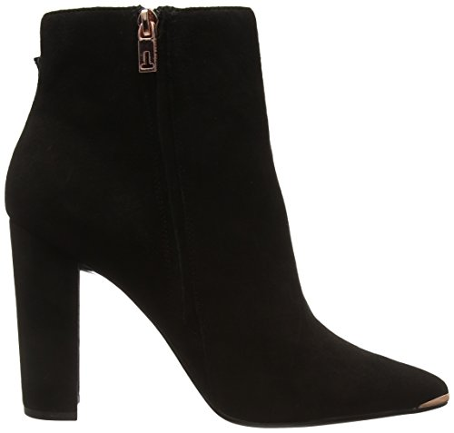 Maryne Baker Suede Mujer Black Ted Botas 7q5w6S