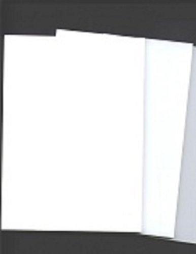 Amazon Photo Mats 24x36 3/16'' White Foam Core Backing by Amazon Photo Mats