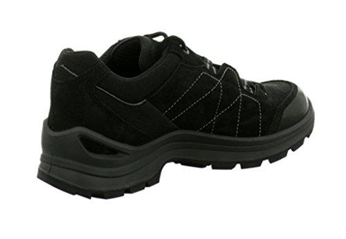 Lowa Tiago GTX LO - black/grey