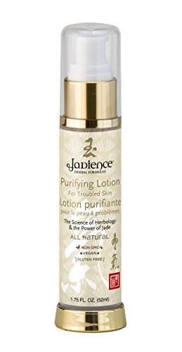 Jadience Purifying Moisturizer for Acne Prone Skin: 1.75oz   Pore Minimizer Lotion   Enhances All Acne Treatment Regimens   Use Daily to Help Remove Blackheads & Blemishes by Controlling Oily Skin