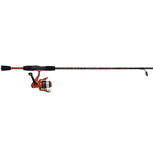 Shakespeare Amphibian Spinning Combo (Rod And Reel Shakespeare)