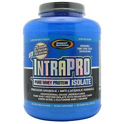 Gaspari Nutrition Intrapro Delicious Vanilla 5 Lbs. (2267.9g) - Gaspari Nutrition Vitamins Supplements