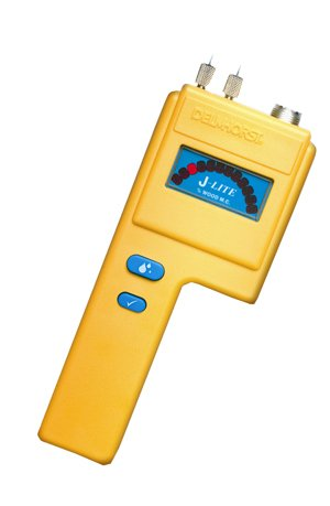 Delmhorst J-LITE 6% to 30% Pin LED Wood Moisture Meter by Delmhorst Instrument Co.
