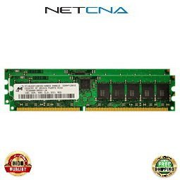 X9209A 2GB (2x1GB) Java Workstation W1100z/W2100z Memory Kit 100% Compatible memory by NETCNA USA (Kit Memory W2100z)