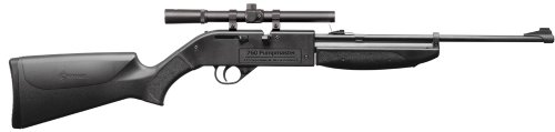 Pump Pellet Guns (Crosman 760B Pump Master Variable Pump BB Repeater/Single Shot Pellet Rifle with Scope (.177))