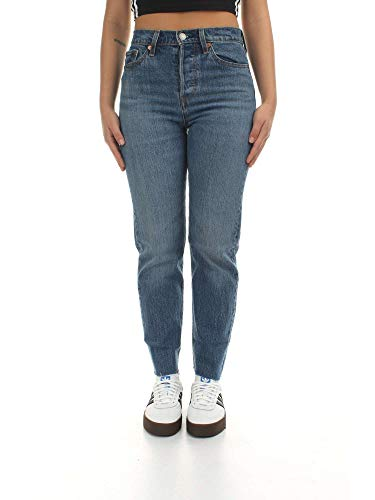Bleu d'amore Levi's Donna 34964 Triangolo Wedgie 0012 Levis Straight Jeans 4Swq4zY