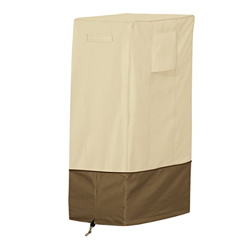 Classic Accessories Veranda Square Smoker Cover, Tall