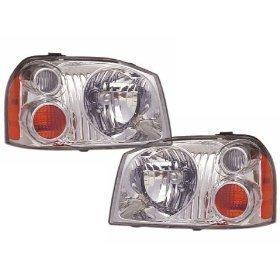 01 nissan frontier headlights - 9