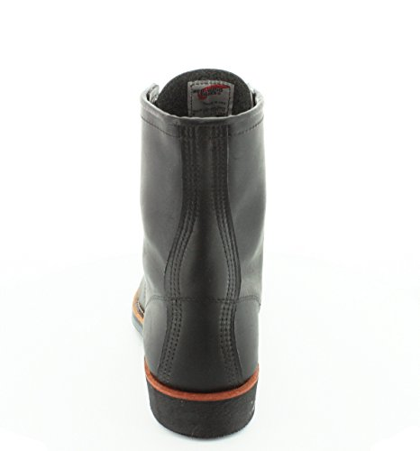 Red Wing Mens Skördar Boot Svart Selen