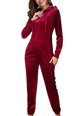 Top-Vigor - Chándal - para Mujer Rojo Red#2 S: Amazon.es: Ropa y ...