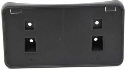 Crash Parts Plus Front Black License Plate Bracket for Dodge Ram CH1068110