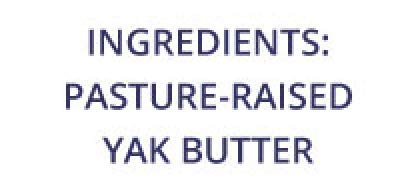 YAK GHEE A2/A2 BY GOLD NUGGET GHEE, FULL-YEAR/PASTURE-RAISED, GRASS-FED BUTTER, KETO & PALEO 8oz by Gold Nugget Ghee (Image #3)