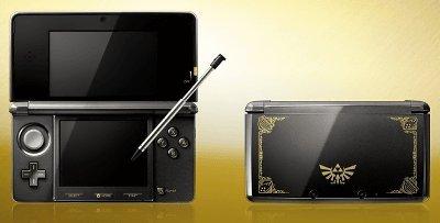 ニンテンドー3DS ゼルダの伝説25周年エディションの商品画像