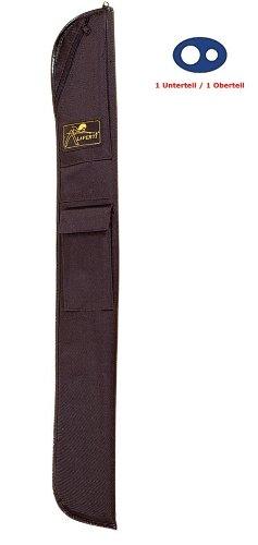 Queue-Tasche LAPERTI für 1 Unterteil /1 Oberteil Farbe SCHWARZ