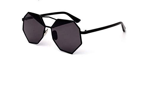 Gris Sol Y Europa De Retro Gafas Polígono Sol liwenjun Todo De América Gafas Gafas De Moda xZBYpqwwH