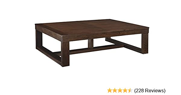 Amazon Com Ashley Furniture Signature Design Watson Coffee Table