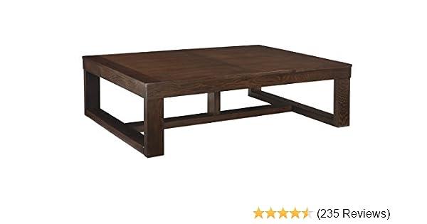 amazon com ashley furniture signature design watson coffee table rh amazon com