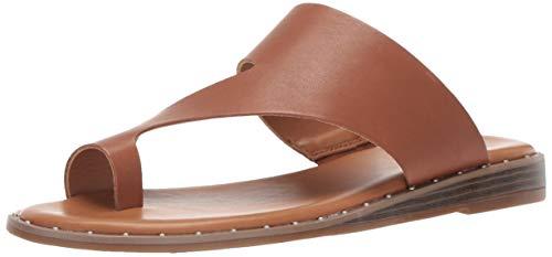Franco Sarto Women's Ginny Slide Sandal Light Brown 10 M US