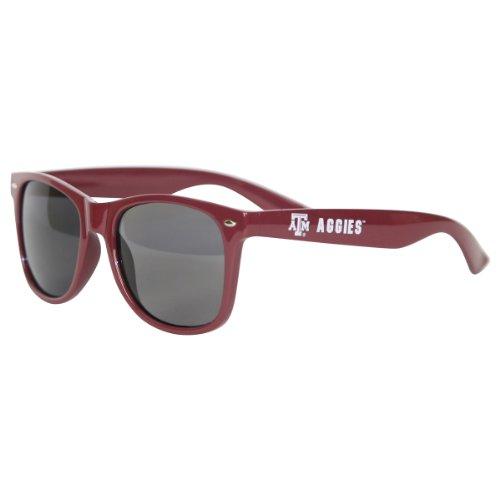 NCAA Retro Style Sunglasses - Texas A&M - Sunglasses Am Sale