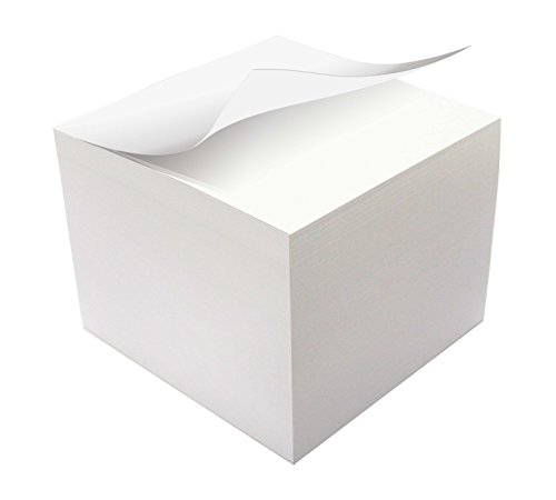 Sticky Note memo Cube 75 x 75 x 75mm, 750 Sheets