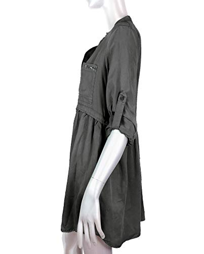 7572 Donna frange Zara camicia Abito 997 di HfgWqX6