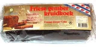 Modderman Friese Gember Kruidkoek (Frisian Ginger Spice Cake)6 Pack x 17 oz/500 gr