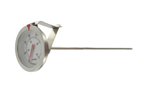 (Bimetal Thermom, 1-3/4 In Dial, 50to500F)