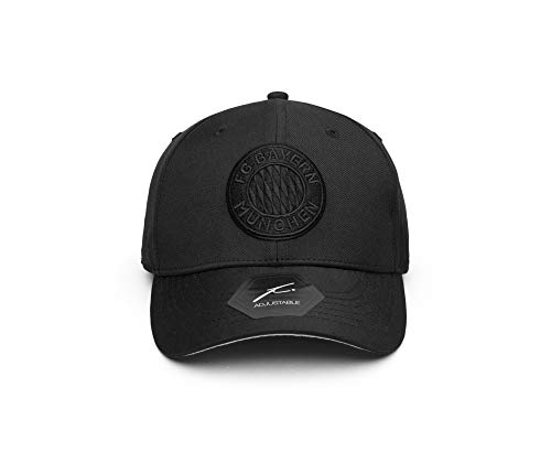 Fi Collection Bayern Munich 'Dusk' Adjustable Hat/Cap Black