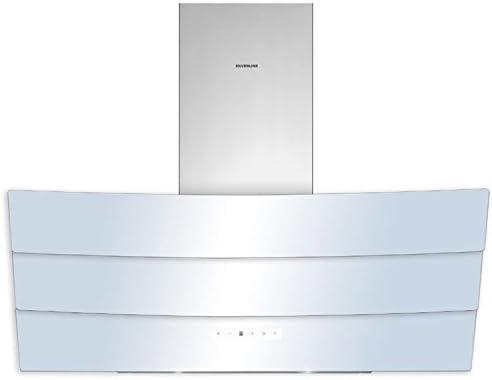 Silverline TTW 853 W Trinity - Campana extractora de pared (79,6 cm): Amazon.es: Grandes electrodomésticos