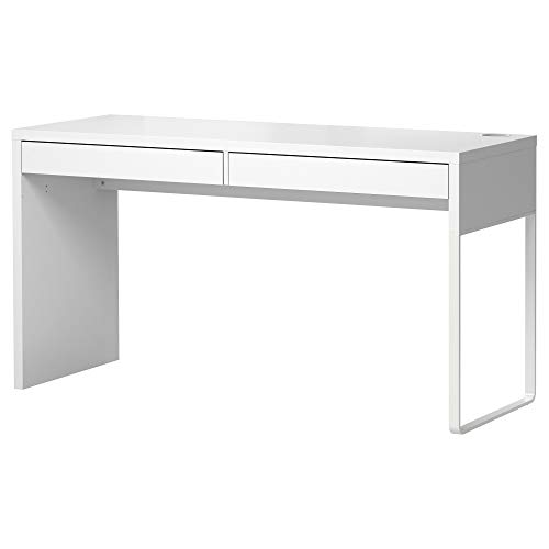IKEA desk, White/