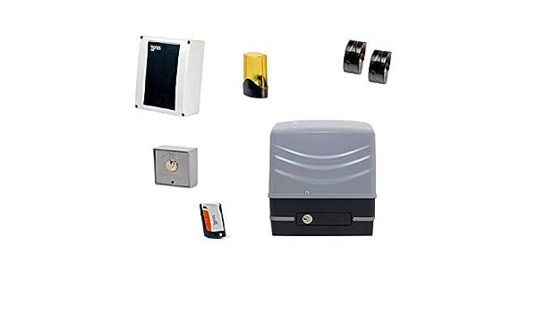 Kit completo para puertas correderas 230 V Simply, vantail 600 kg VDS: Amazon.es: Bricolaje y herramientas