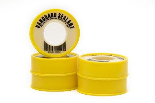 PTFE Yellow Gas Line Thread Sealant Tape 260