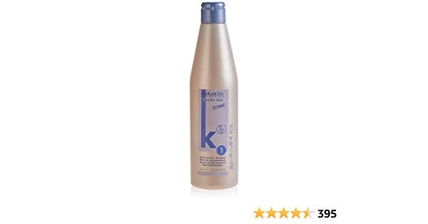 Salerm Cosmetics Keratin Shot Maintenance Champú - 500 ml