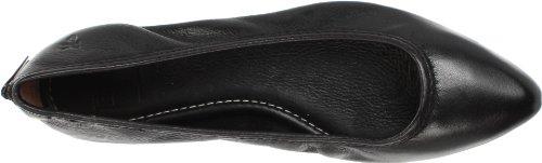 Cordones para Zapatos Black de mujer Frye de Ballet Regina canvas wxqIa0HSn