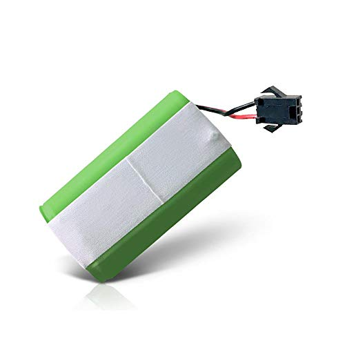 Robot Vacuum Replacement Battery Pack - Replacement Rechargeable Battery for Pure Clean PUCRC660 Smart Robot Vacuum Cleaner - Pure Clean PRTPUCRC6608 (Batteries Pure Rechargeable)