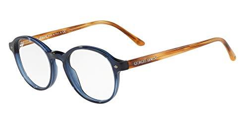 Eyeglasses Giorgio Armani AR 7004 5358 TRANSPARENT BLUE