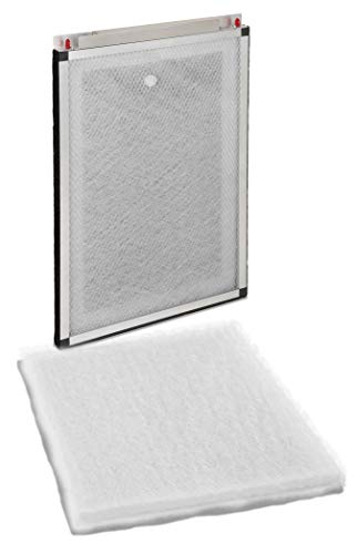 Dynamic Air Cleaner Replacement Filter 20x25 (3 Pack) White