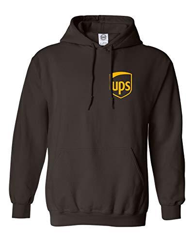 United Parcel Service Hoodie UPS Hoodie Postal Hoodie (XL) for $<!--$25.46-->