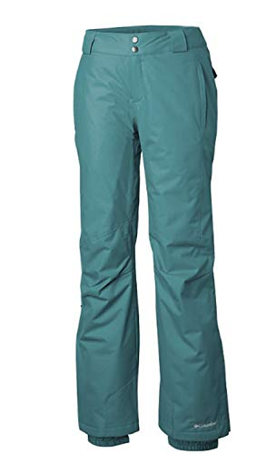 Columbia Women's Arctic Air Omni-Tech Ski Snowboard Pants (Mystery/Teal, S)