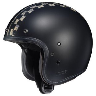 - HJC IS-5 Burnout Open Face Helmet - 2X-Large