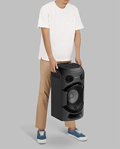 Sony MHC-V21D High Power Portable Karaoke Party Speaker