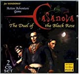 New Arxel Tribe Casanova Duel Black Rose Puzzles Traps Interactive Dialogues Seduction Interface