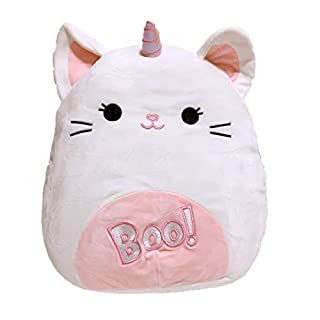 "Squishmallow Kellytoy 2020 Halloween 8"" Plush Toy (8"" Callista The Caticorn)"