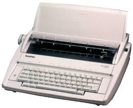 ML-100 TYPEWRITER (ML-100) - (Certified Refurbished) by Brother