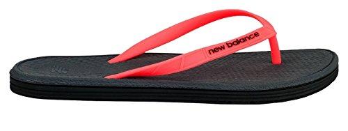 W6076 Scarpe Balance Piscina New Donna Spiaggia Black Pink da Nero e Aw56aq6
