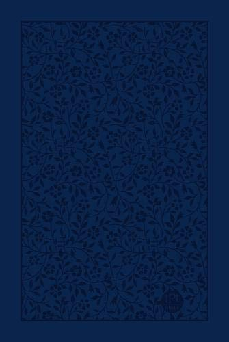 The Passion Translation New Testament (Large Print) Blue: With Psalms Proverbs, and Song of Songs